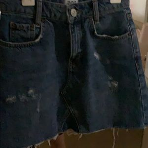 Urban outfitters jean skirt
